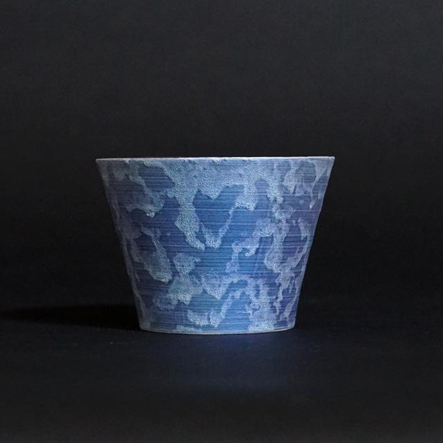 【和食器通販 金照堂】  麟 Lin(りん) 反カップ(S)(6色)
