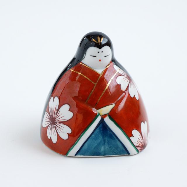 染錦桜丸雛