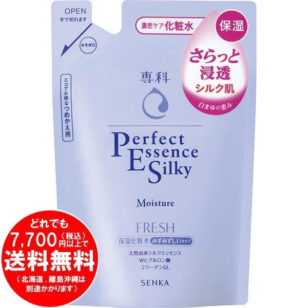 専科 パーフェクトエッセンス シルキーモイスチャー フレッシュ つめかえ用 180mL 保湿化粧水