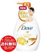 【完売】Dove ダヴ ボディウォッシュ オレンジ & ティアラフラワー ポンプ 500g [f]
