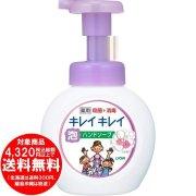 【完売】ライオン キレイキレイ 薬用 泡ハンドソープ フローラルソープの香り 本体 250mL
