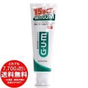 【完売】サンスター ガム GUM デンタルペースト 増量 135g スタンディング ハミガキ
