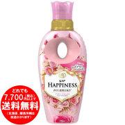 【完売】レノア ハピネス 柔軟剤 アンティークローズ&フローラルの香り 本体 560mL