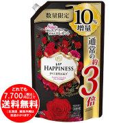 レノア ハピネス 柔軟剤 ヴェルベットローズ&ブロッサム つめかえ用 超特大 10%増量 1390mL[f]