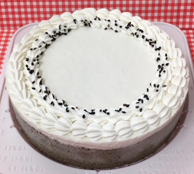 胡麻ムース ホールケーキ