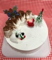 クリスマス限定チョコレート ホールケーキ