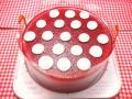 アレルギー対応ケーキ ラズベリーヨーグルトホールケーキ