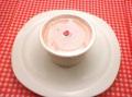 アレルギー対応ケーキアイスクリーム苺