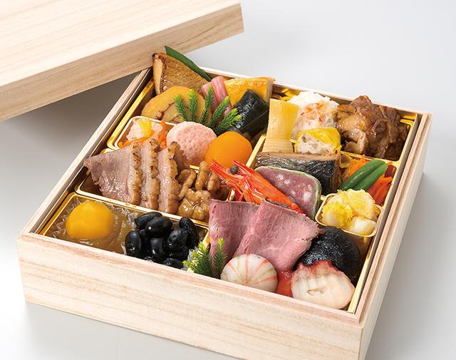 O-0100 お一人様おせち料理「慶賀」