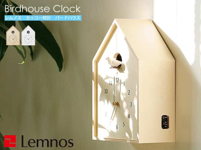 カッコー時計 Birdhouse Clock