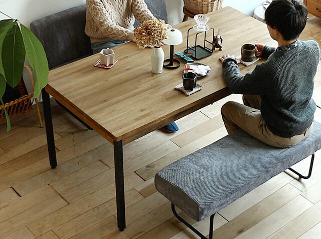 Kirario product|160cmダイニングテーブル mion
