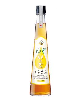 さとうきび酢「きらさん 柚子ハチミツ」