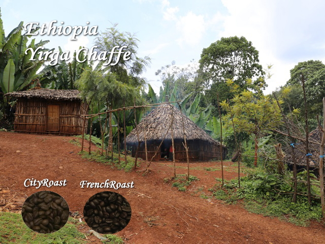 エチオピア「イルガチェフェコーヒー」