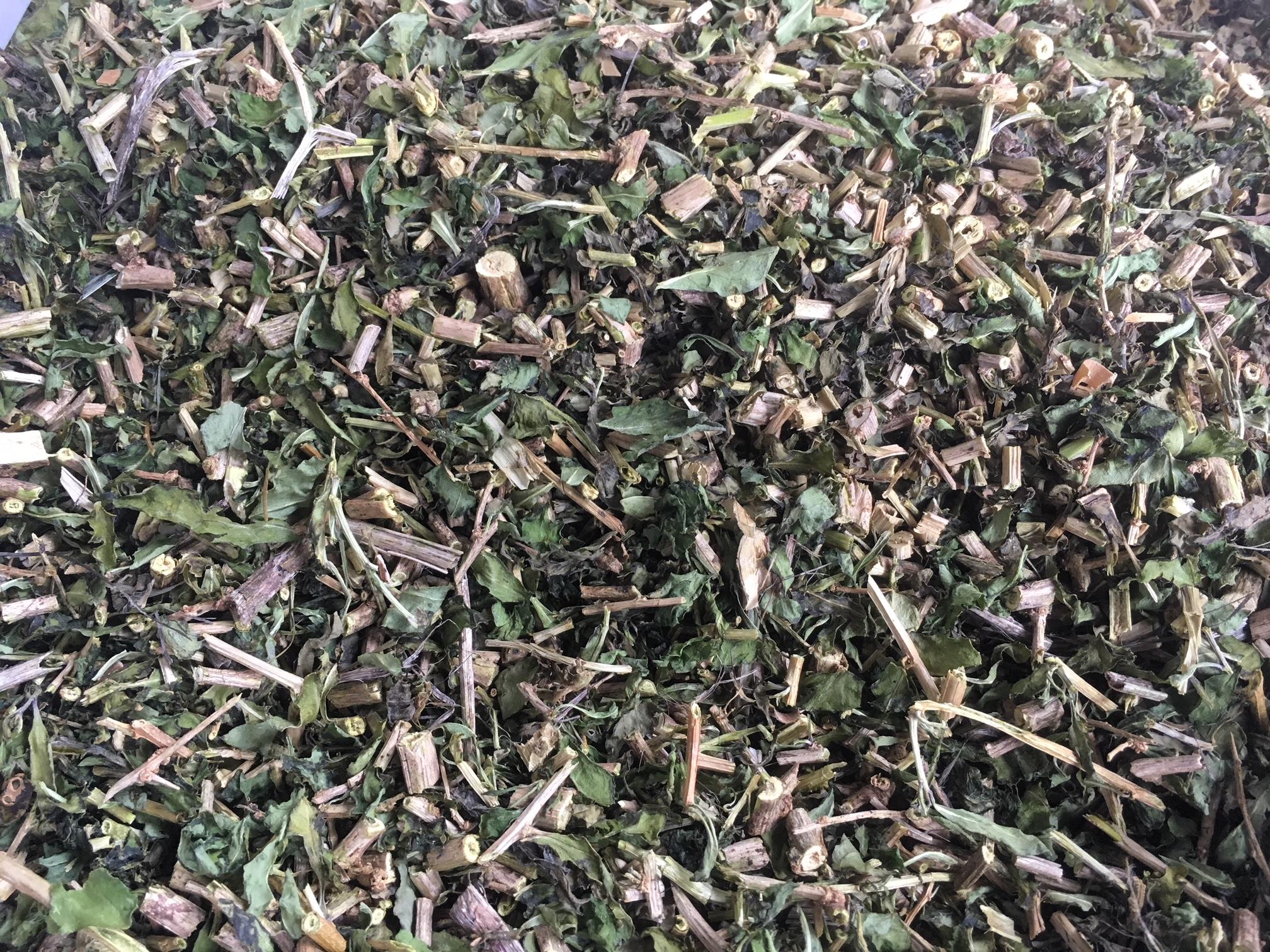【送料無料※北海道・一部地域を除く】 クコの葉茶1kg 国産オーガニック健康茶