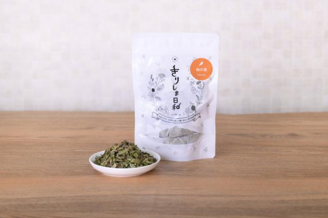 柿の葉ティーバッグ(小)