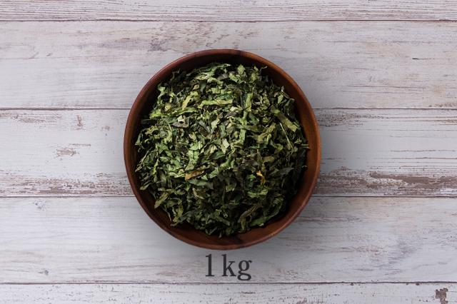 桑の葉1kg