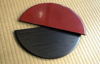 半円 両面 敷板 2枚組