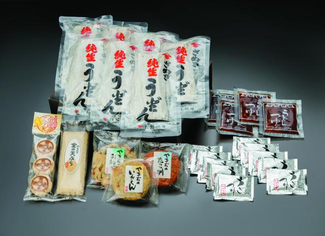 銭形金運アップセット(14人前)【送料無料】