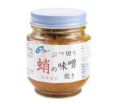 蛸の味噌炊き