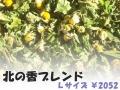 ハーブティー【北の香ブレンド】リーフL 北海道より減農薬有機肥料の国産ハーブのハーブティーをお届けします