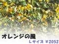 ハーブティー【オレンジの風】リーフL 北海道より減農薬有機肥料の国産ハーブのハーブティーをお届けします