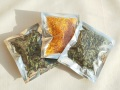 【お試しハーブティーセットA(シングルハーブティー3種)】北海道より減農薬有機肥料の国産ハーブのハーブティーをお届けするお得なセット