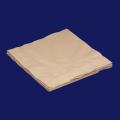 2PLY紙ナプキン カラー8折 45?p角 ベージュ 2000枚入(100枚×20袋)
