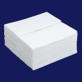 2PLY紙ナプキン白 45?p角 N8折 2000枚入(100枚×20袋)