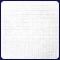 コースター 白 角0.5mm厚 4000枚入(200枚×20包)