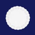 ホワイトレースペーパー丸8号 500枚入(100枚×5袋)