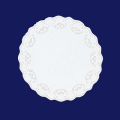 ホワイトレースペーパー丸9号 500枚入(100枚×5袋)