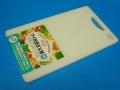 プラスチック製 抗菌まな板350×205×1.3mm