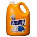 花王 液体ビック 作業着洗い 4.5L 1ケース(4本入り)