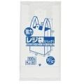 レジ袋RJ30 乳白 30号/関西40号 1ケース(100枚入×10袋)