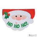 クリスマス サンタバナー 1セット