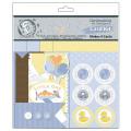 【カードメイキングキット】baby boy card kit(ベビーボーイ カードキット)
