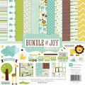 【スクラップブッキング ページキット 12インチ】12x12 echo park paper - bundle of joy boy(バンドルオブジョイ ボーイ)