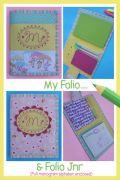 輸入型紙 Melly & Me - My Folio & Folio Junior /マイフォリオ & フォリオジュニア