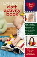 【日本語訳付】Sew Baby! 輸入型紙 Cloth Activity Book/布絵本クロスアクティビティブック