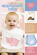 【日本語訳付】Sew Baby! 輸入型紙 Easy Applique Bibs/アップリケスタイ