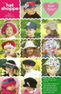 【日本語訳付】Sew Baby! 輸入型紙 The Hat Shoppe/ハットショップ