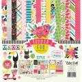 【スクラップブッキング ページキット 12インチ】12x12 echo park paper - summer fun collection kit(サマーファン コレクションキット)
