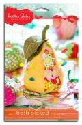 フレッシュピックドフルーツピンクッション(型紙)