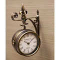 Station Clock Wall S BZ