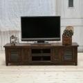 テレビボードL (RE1001-DBR)