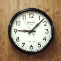 BRITISH CLASSIC WALL CLOCK