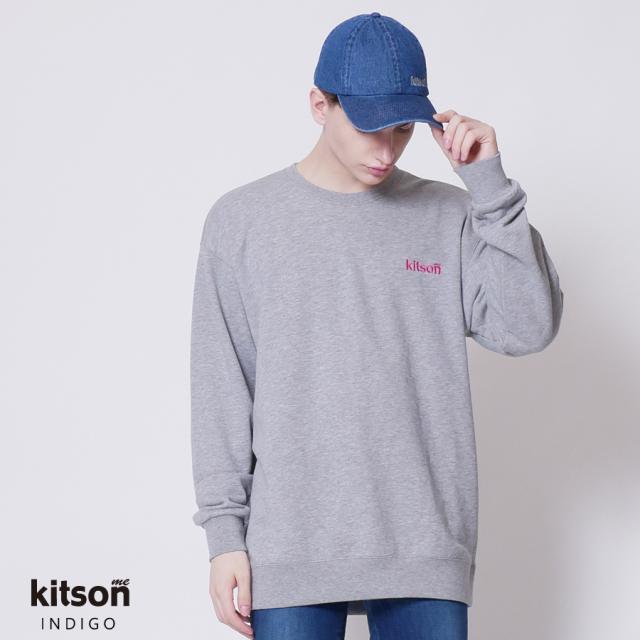 kitson me ロゴデニムキャップ◆