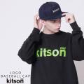 kitson me ロゴBBキャップ◆