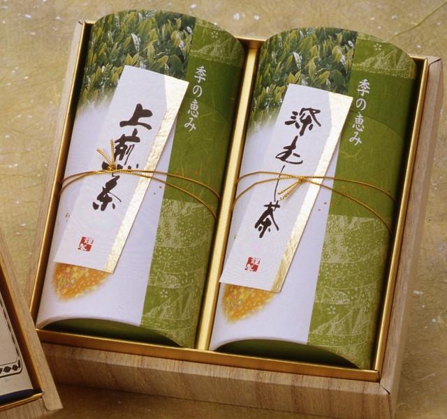 宇治茶ギフト【k-40】宇治煎茶セット