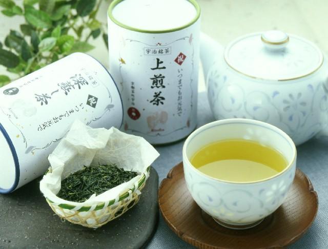 宇治茶「敬老の日」